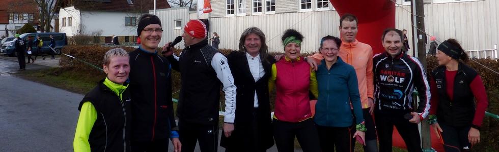 GutsMuts-Waldlauf am Zöglingsweg: Jubiläumslauf gut besucht