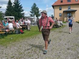 Für viele Teilnehmer stand der Spaß am Lauf im Vordergrund