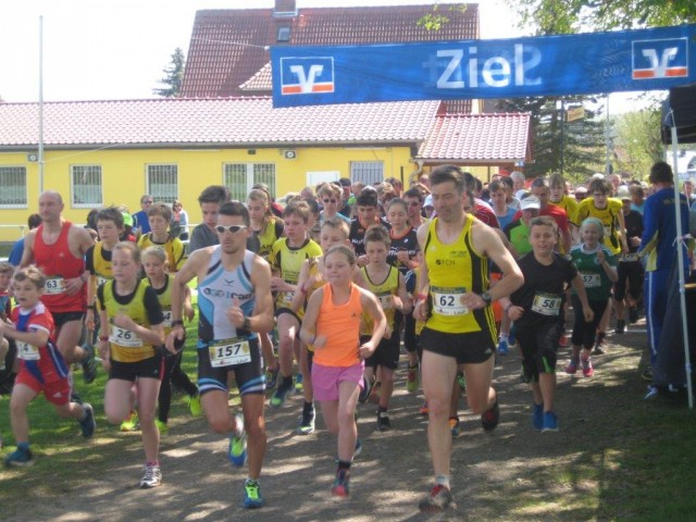 Die Sieger  Stephan Knopf (157) und  Norman Zollner (62)