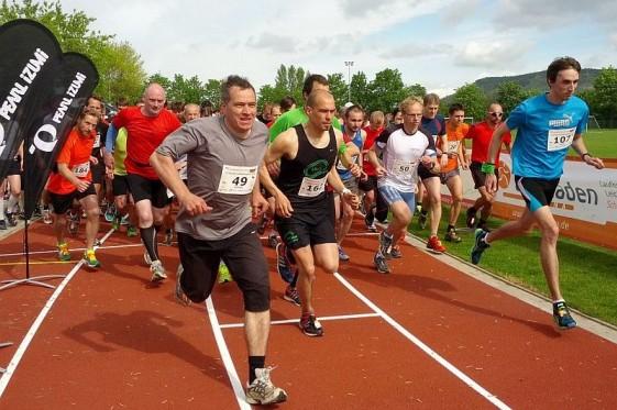 15-Kilometer-Start mit 177 Teilnehmern