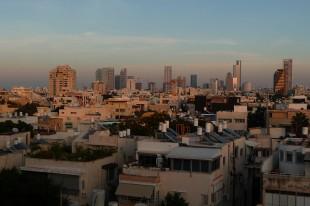 Moderne Großstadt Tel Aviv