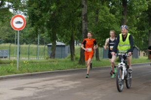 Adrian Panse und Frank Wagner am Start (Foto Ina Thieme)