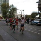 Mainova Frankfurt Marathon: Starke Thüringer im Wind