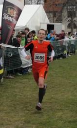 André Fischer - Sieger des Halbmarathons