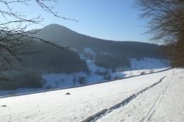 Skier statt Laufschuhe: Im Winter hilft ein gelegentlicher Skiausflug, die Laufform zu verbessern