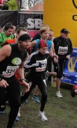 Carolin Gläser (Startnr. 3475) - Siegerin des Halbmarathons
