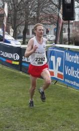 Chunky Liston - Sieger der 14km-Strecke