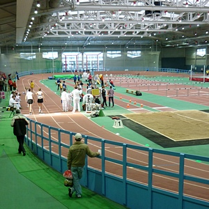 Senioren-DM (Halle): Drei Medaillen bei wenigen Thüringer Startern