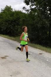 Magdalena Hofmann belegte den 3. Platz in der Gesamtwertung