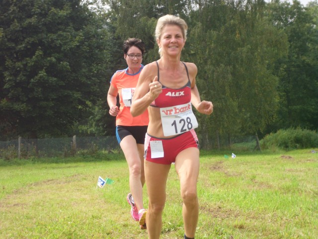 Silvia Bärwolf und Diana Hopf