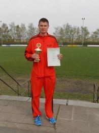 12 Kilometer Sieger Christoph Weigel