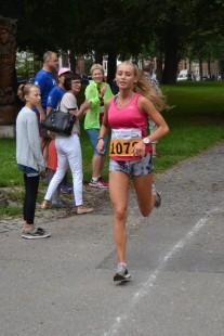 Kira Reinhardt / Siegerin 5 Kilometer