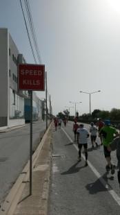 Ein passendes Marathon Motto