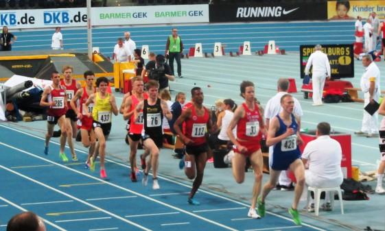 Finale 3.000m
