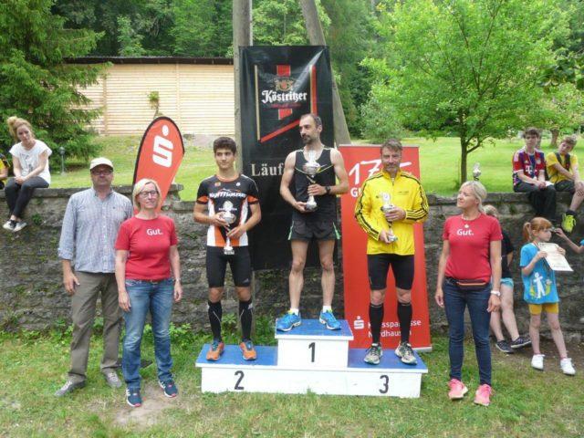 Sieger 10 Kilometer