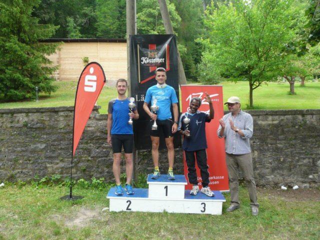 Sieger 20 Kilometer