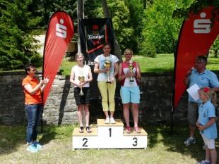 Siegerinnen 20 km