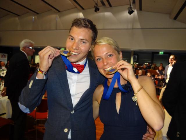 Neben Marcel Bräutigam gab es mit Rike Westermann auch bei den Frauen eine deutsche Siegerin