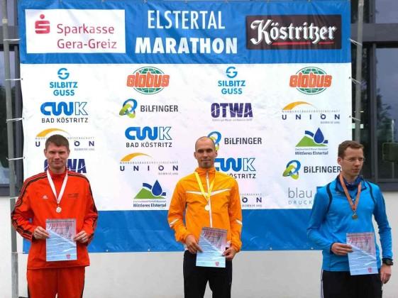 v.r.n.l Christoph Weigel, Steffen Tostlebe und Robert Stemmler