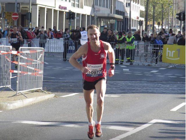 Heiko Ludewig auf dem Weg zum Meistertitel (Foto Franz Bleichner)