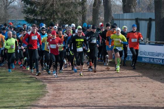 Start des Hauptlaufes über 10 Kilometer