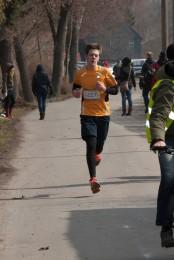 Sieger über die 5 Kilometer