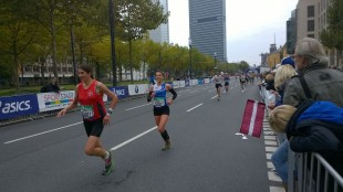 Rennsteig-Supermarathon-Siegerin Kristin Hempel (Foto: C. Weigel)