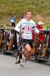 Marcel Bräutigam bei der Deutschen Meisterschaft 2008