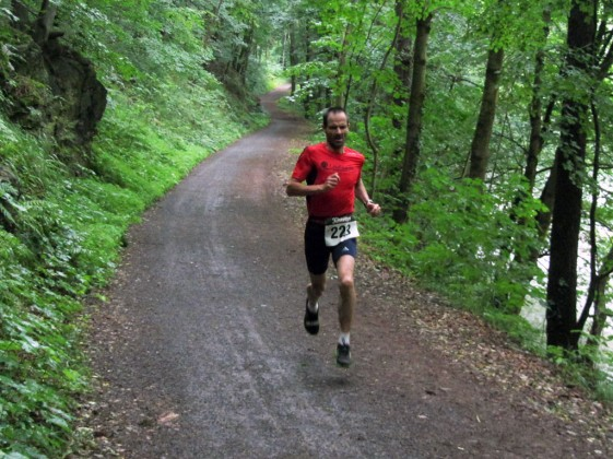 Jan Burzik gewinnt über die 20 Kilometer
