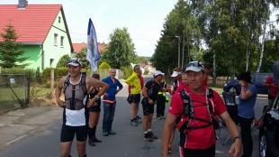 Läuferrast in Schönau