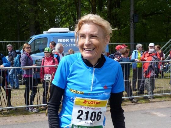 Siegerin Karin Kern