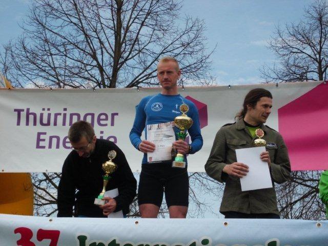 Die Sieger des Marathons