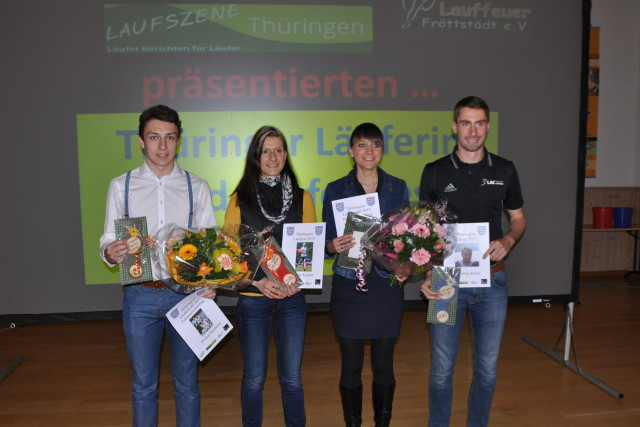 Philipp Reinhardt, Nicole Kruhme, Kristin Hempel, Sebastian Keiner