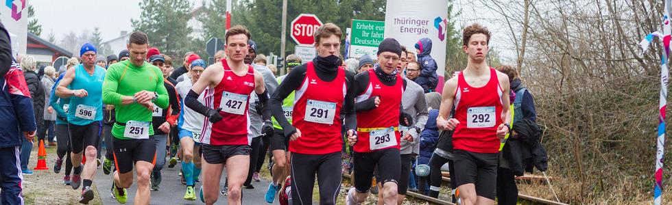 1. Dingelstädter Osterlauf mit über 300 Läufern