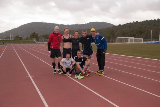 Trainingsgruppe von Nora