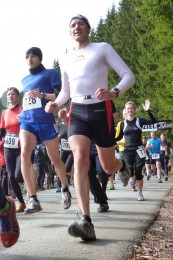 Start 10-Kilometer-Lauf