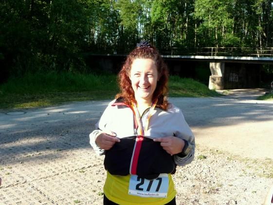 Siegerin Susanne Treflich