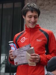 Sebastian Bergmann gewinnt den Halbmarathon