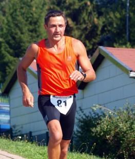 Roand Peppler siegte über 11,7 km