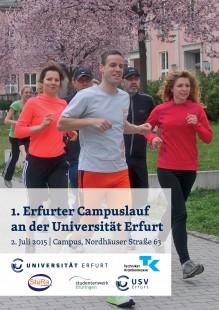 1. Erfurter Campuslauf