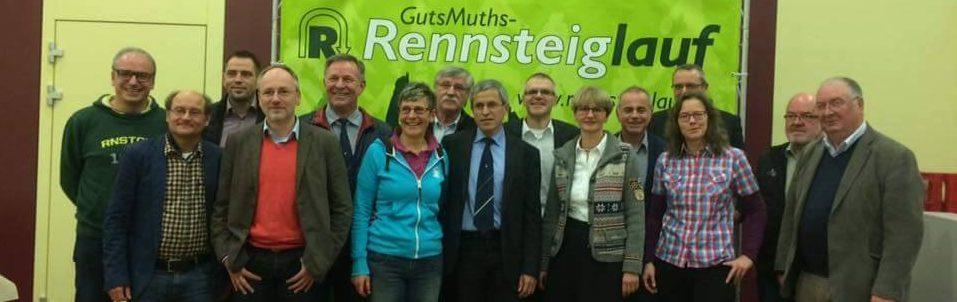 Rennsteiglaufverein: Jürgen Lange bleibt Präsident