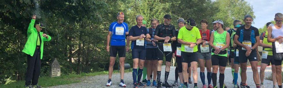 Dreikampf beim Rennsteig-Etappenlauf