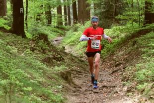 Zweiter Platz bei der Rennsteig-Premiere: Moritz Auf der Heide