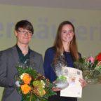 Läufer des Jahres 2017: Posniak, Stegemann, Wilsdorf