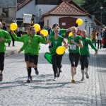 14. Rennsteig-Staffellauf: Wintersportler dominieren Konkurrenz