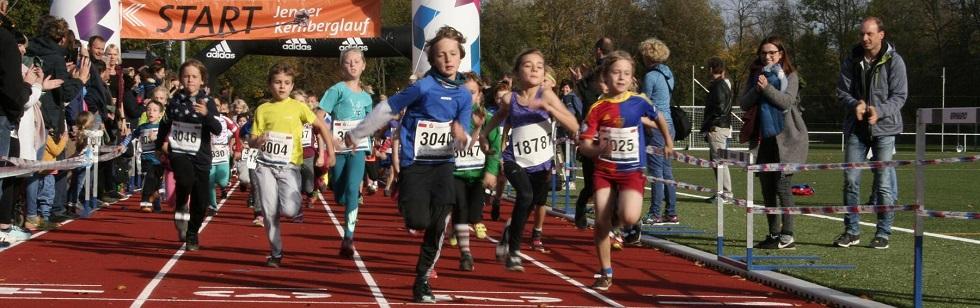 41. Jenaer Kernberglauf: Mehr Teilnehmer als zum Jubiläumslauf
