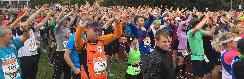 28. Rennsteig-Herbstlauf: Brosius gewinnt vor Krieghoff