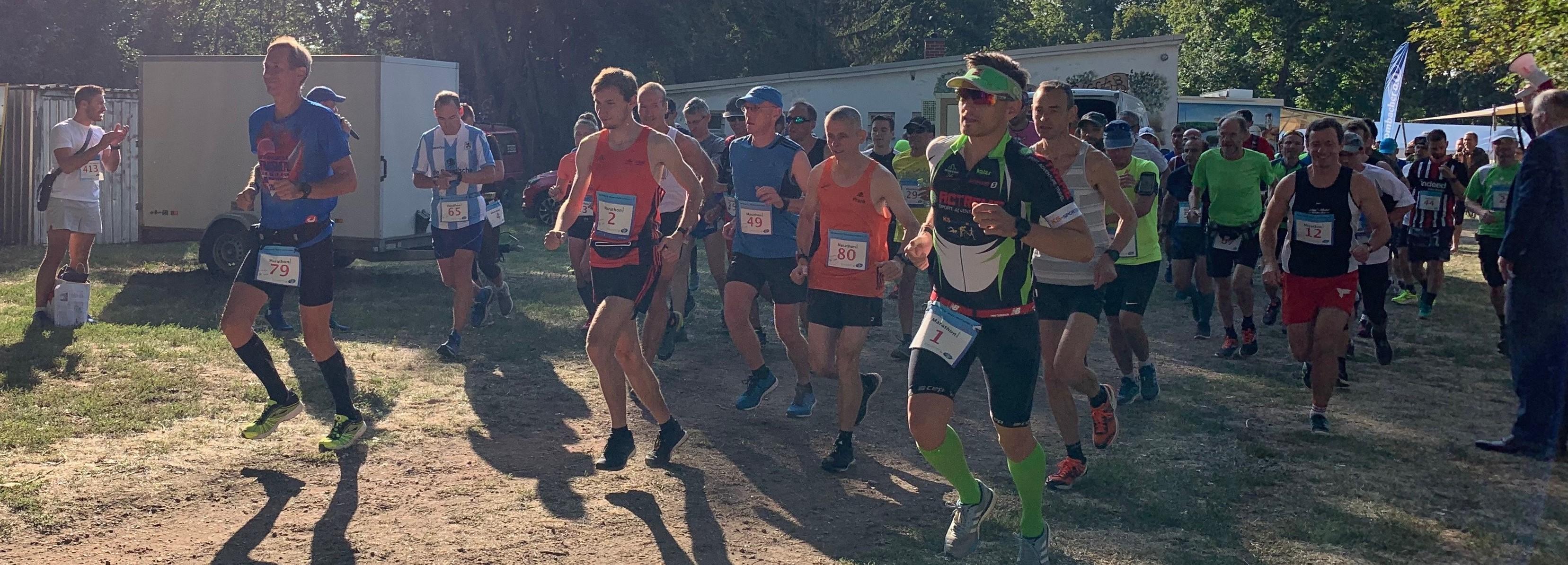 6. Erfurt Marathon: Adrian Panse gewinnt mit starker Zeit