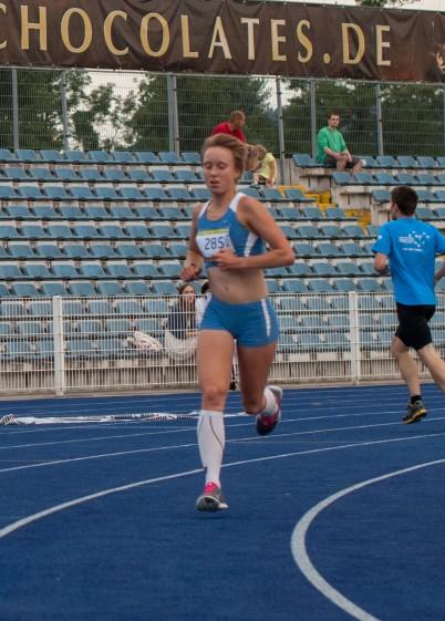 Daniela Oemus siegt über 5 Kilometer