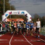 Jenaer Kernberglauf: Mehr Teilnehmer als zum Jubiläumslauf